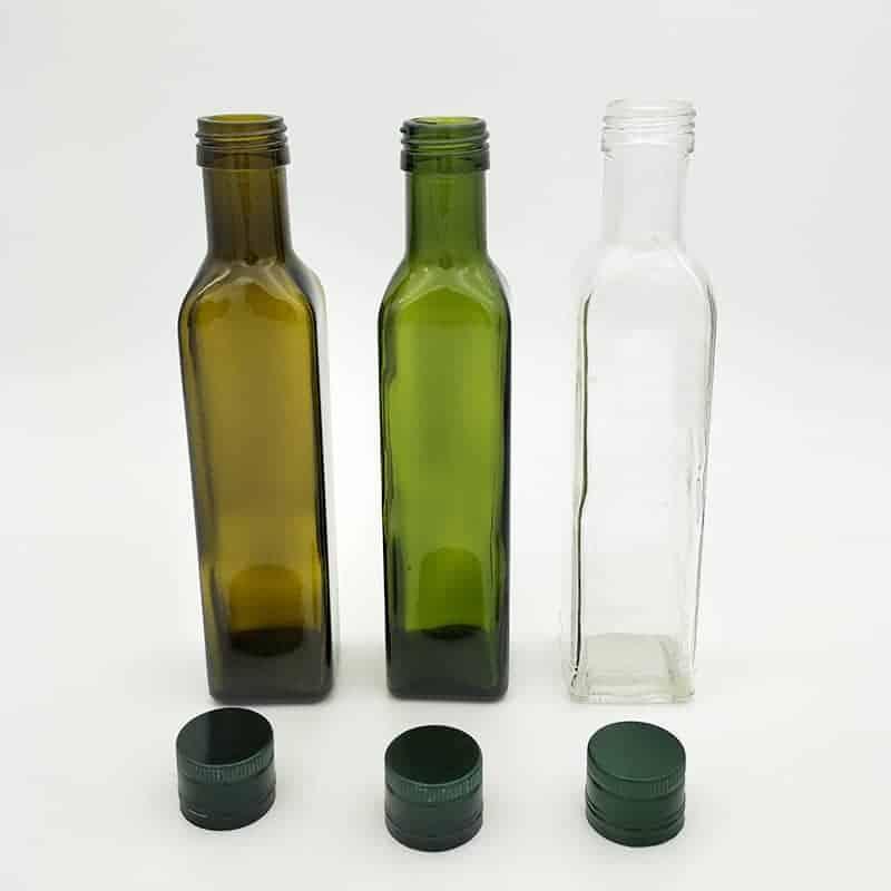 envases vidrio aceite de oliva